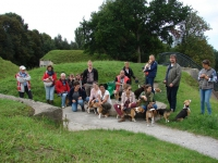 4e Beaglewandeling Willemstad, 20 september 2015 (deel 2)